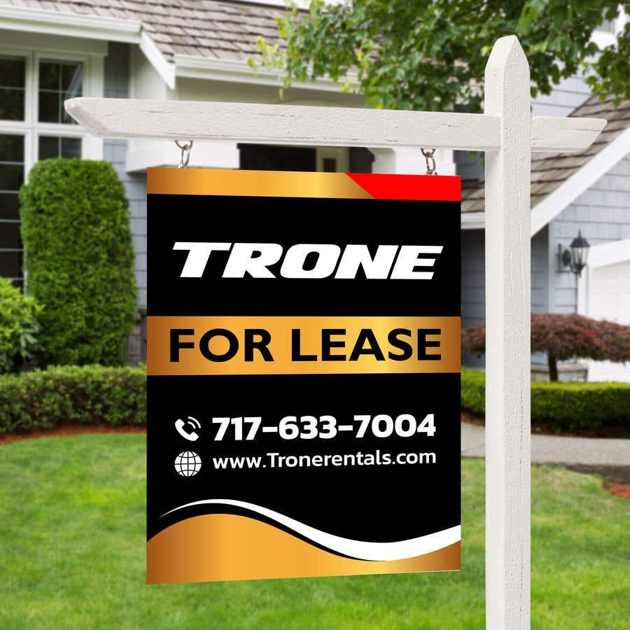 Bài tham dự cuộc thi #                                        39                                      cho                                         Trone Rental Properties