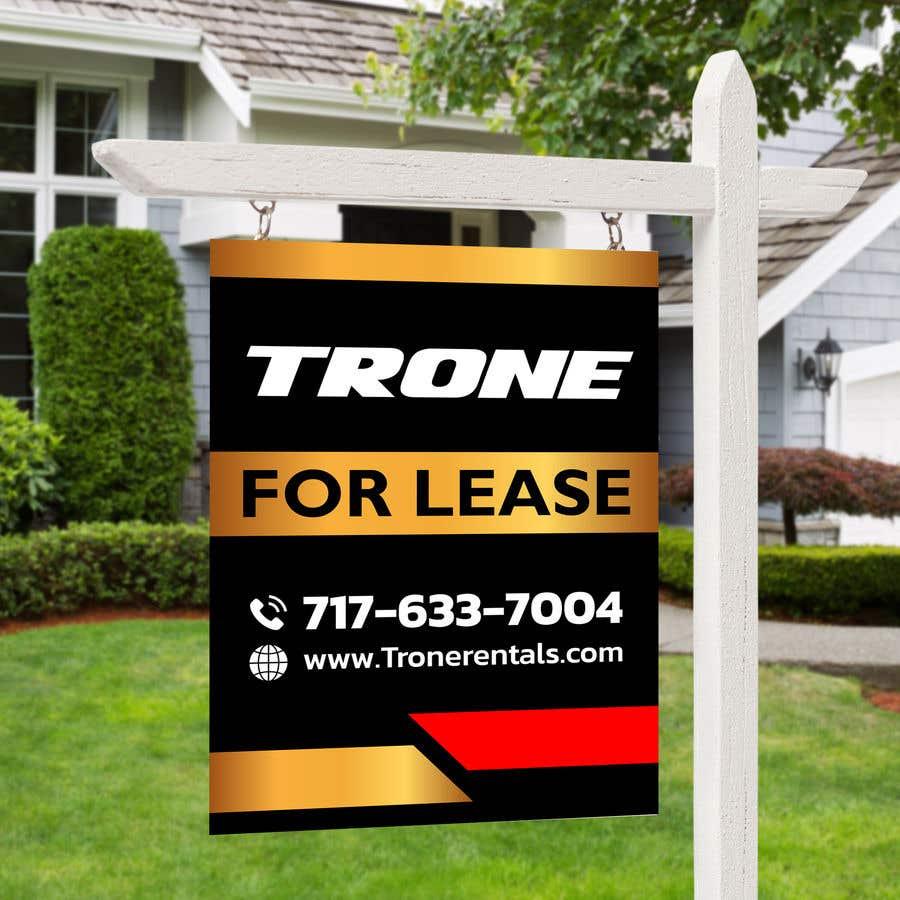 Bài tham dự cuộc thi #                                        59                                      cho                                         Trone Rental Properties