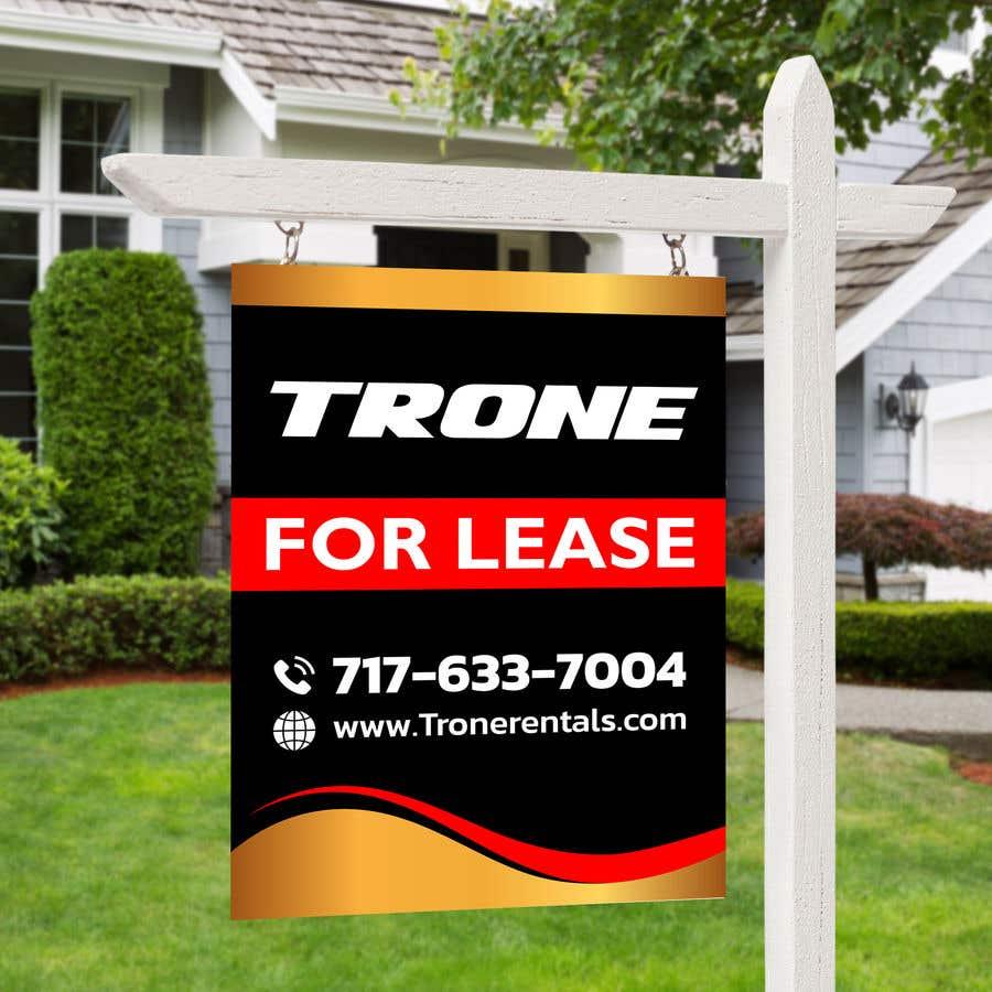 Bài tham dự cuộc thi #                                        61                                      cho                                         Trone Rental Properties