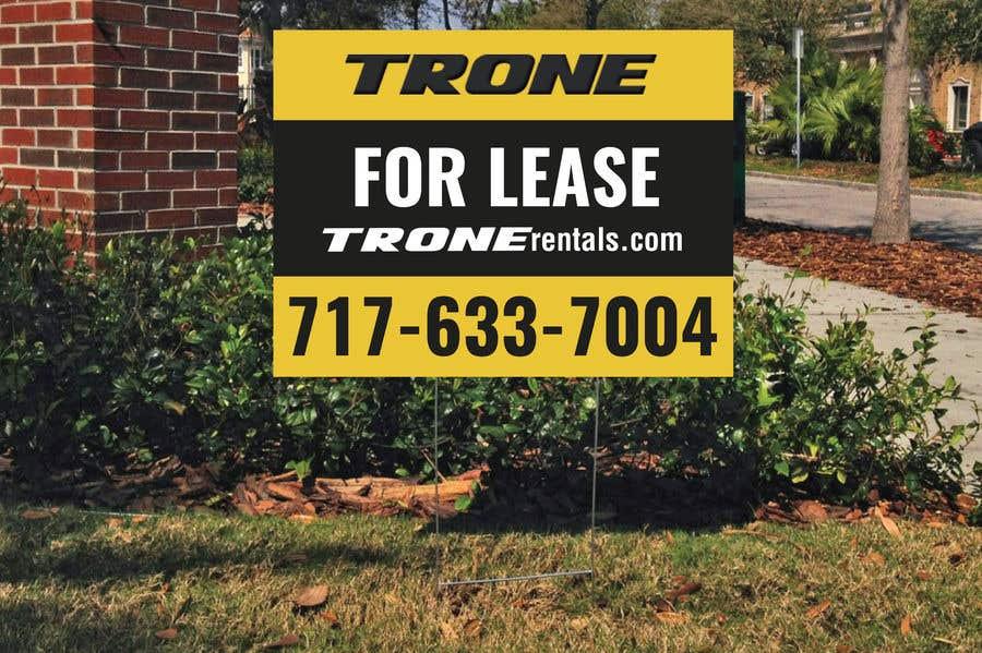 Bài tham dự cuộc thi #                                        66                                      cho                                         Trone Rental Properties