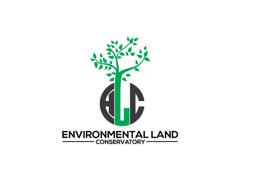 "Intrarea #                                        34                                      pentru concursul ""                                        Logo for ""Environmental Land Conservatory""                                     """