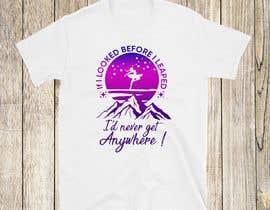 Nro 196 kilpailuun We need your imagination and skills to design an awesome T-Shirt for dancers! käyttäjältä varuniveerakkody