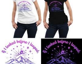 Nro 61 kilpailuun We need your imagination and skills to design an awesome T-Shirt for dancers! käyttäjältä sabujstudio