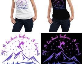 Nro 105 kilpailuun We need your imagination and skills to design an awesome T-Shirt for dancers! käyttäjältä sabujstudio