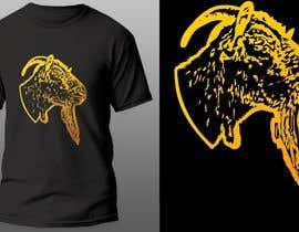 #139 pentru Cool laid back goat head de către KaimShaw
