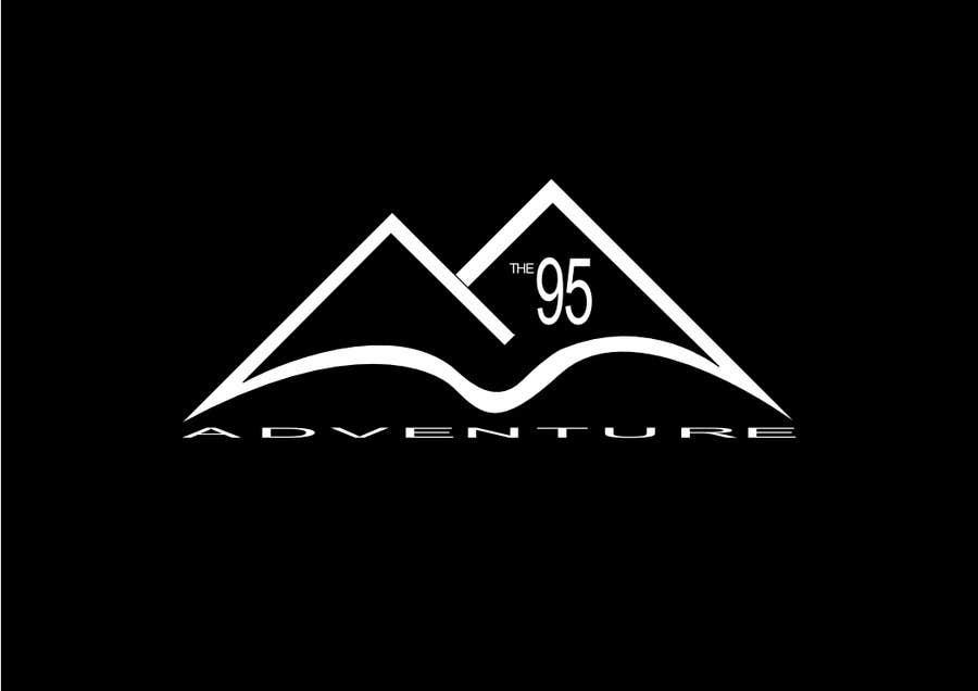 Penyertaan Peraduan #30 untuk Design a Logo for the 95 Adventure