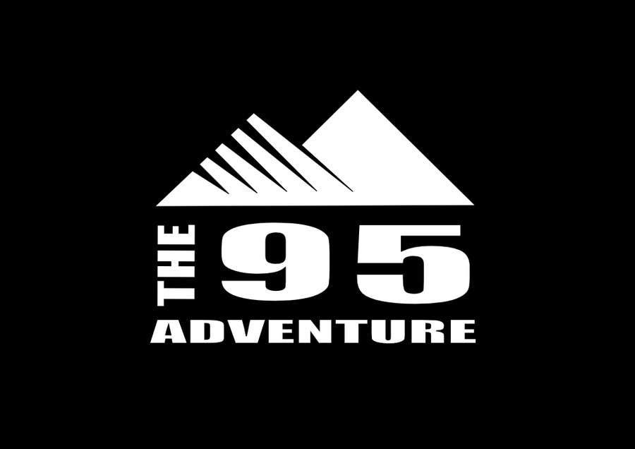 Penyertaan Peraduan #32 untuk Design a Logo for the 95 Adventure
