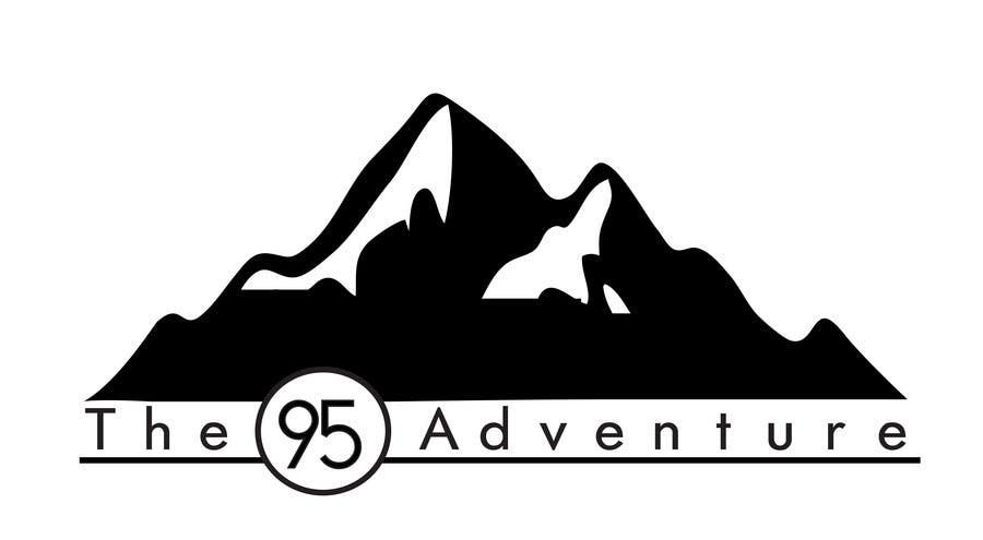 Penyertaan Peraduan #38 untuk Design a Logo for the 95 Adventure
