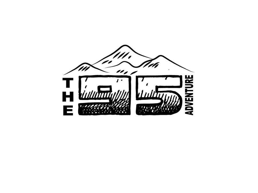 Penyertaan Peraduan #16 untuk Design a Logo for the 95 Adventure