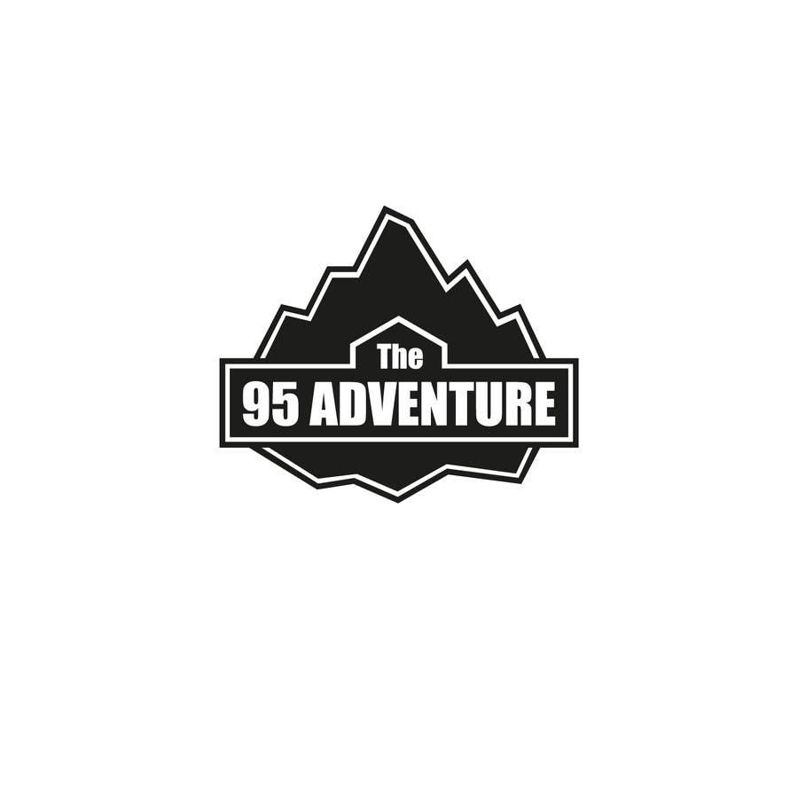 Penyertaan Peraduan #45 untuk Design a Logo for the 95 Adventure