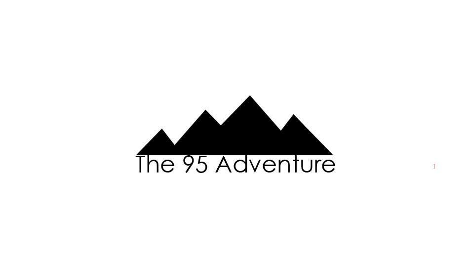 Penyertaan Peraduan #6 untuk Design a Logo for the 95 Adventure