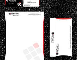 #26 untuk Stationery Design for IT Company oleh waraira81