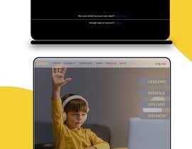 #10 pentru Flow design and layout of screens for a education platform de către engeriny10