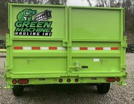 Nro 363 kilpailuun Trailer hauling buisness logo käyttäjältä imranhassan998
