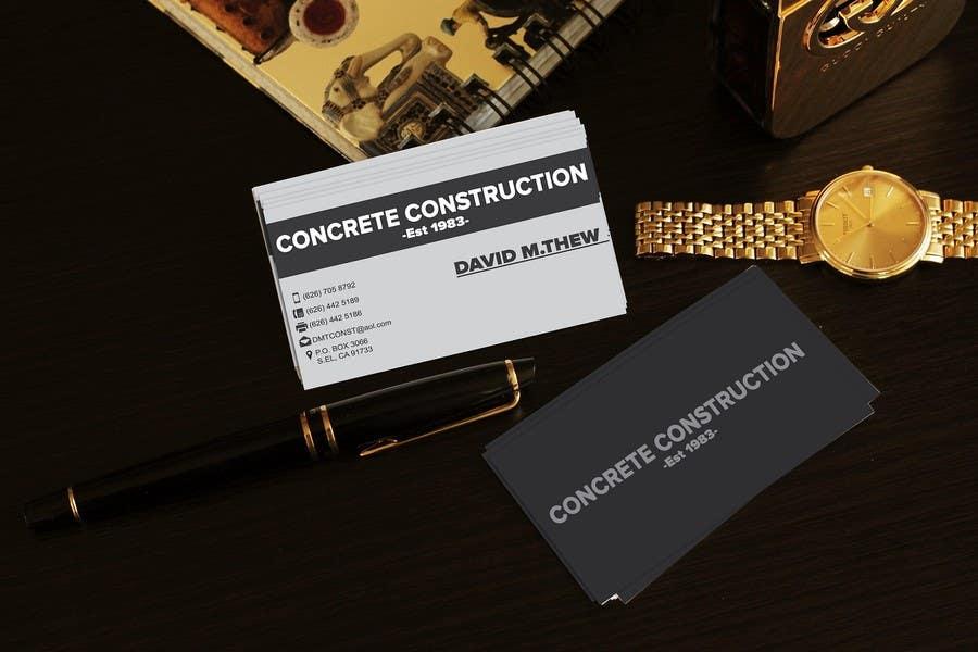Konkurrenceindlæg #                                        32                                      for                                         Business Card Design