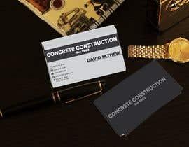 #32 for Business Card Design by LogoDesigner463