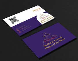 sihabuddinfaysal tarafından Business Cards for a bridal shop için no 68