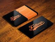 Graphic Design Konkurrenceindlæg #25 for Design some Business Cards for Fatboys