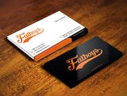 Graphic Design Konkurrenceindlæg #27 for Design some Business Cards for Fatboys
