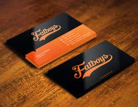 #28 for Design some Business Cards for Fatboys by gohardecent