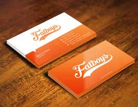 #29 for Design some Business Cards for Fatboys by gohardecent