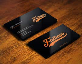 #35 for Design some Business Cards for Fatboys by gohardecent