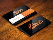Graphic Design Konkurrenceindlæg #78 for Design some Business Cards for Fatboys