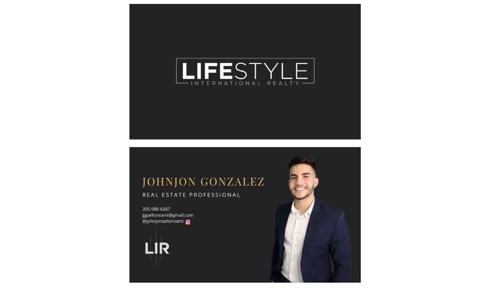 Inscrição nº                                         210                                      do Concurso para                                         Johnjon Gonzalez - Business Cards
