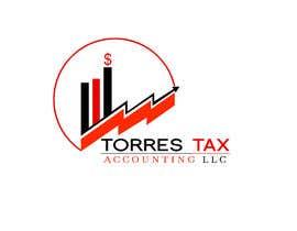 Nro 119 kilpailuun Torres Tax Accounting LLC - Logo käyttäjältä trilokesh008