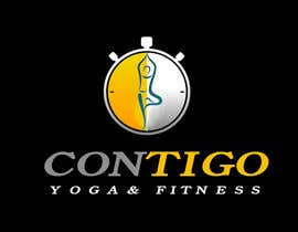 #100 for Contigo Yoga & Fitness af dey96469