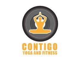 artisticcloud75 tarafından Contigo Yoga & Fitness için no 407