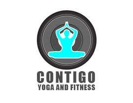 artisticcloud75 tarafından Contigo Yoga & Fitness için no 408