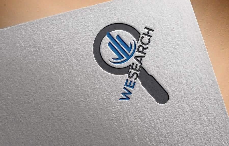 Bài tham dự cuộc thi #                                        187                                      cho                                         Brand Identity for WeSearch