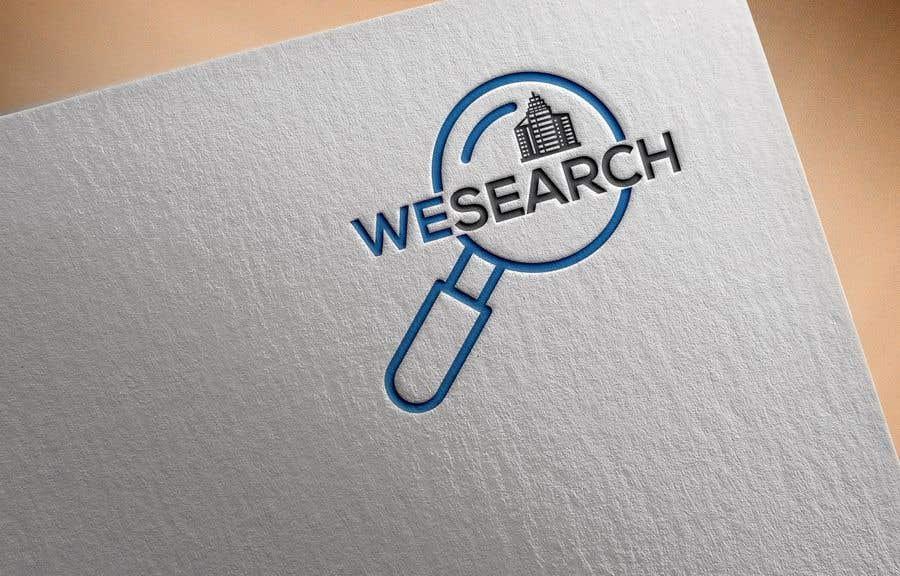 Bài tham dự cuộc thi #                                        189                                      cho                                         Brand Identity for WeSearch