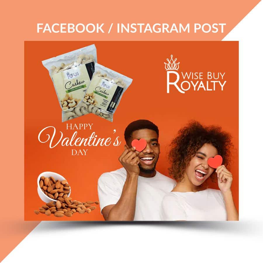 Kilpailutyö #                                        40                                      kilpailussa                                         Need 4 facebook / Instagram post for valentines day