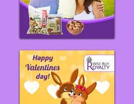 Nro 81 kilpailuun Need 4 facebook / Instagram post for valentines day käyttäjältä dgrmehedihasan