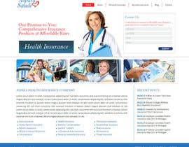 #2 untuk A Website for a Health Insurance Company. oleh sabhyata18