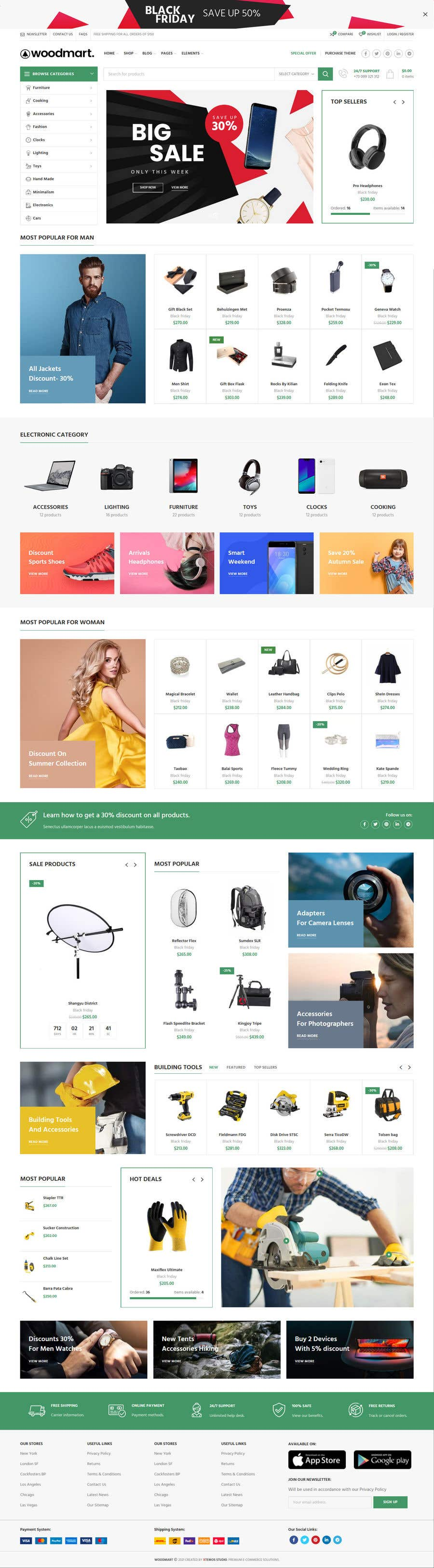 Bài tham dự cuộc thi #                                        10                                      cho                                         I need a Landing Page Website for Small Business Stores