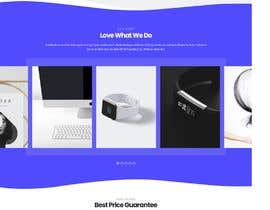 #37 cho I need a Landing Page Website for Small Business Stores bởi freelancerasraf4