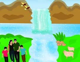 #56 untuk Illustrations for a kids book - 19/01/2021 15:37 EST oleh yasminjlima