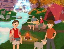 #62 untuk Illustrations for a kids book - 19/01/2021 15:37 EST oleh ARIQ1