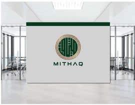 #112 para Mithaq Branding por XonaGraphics