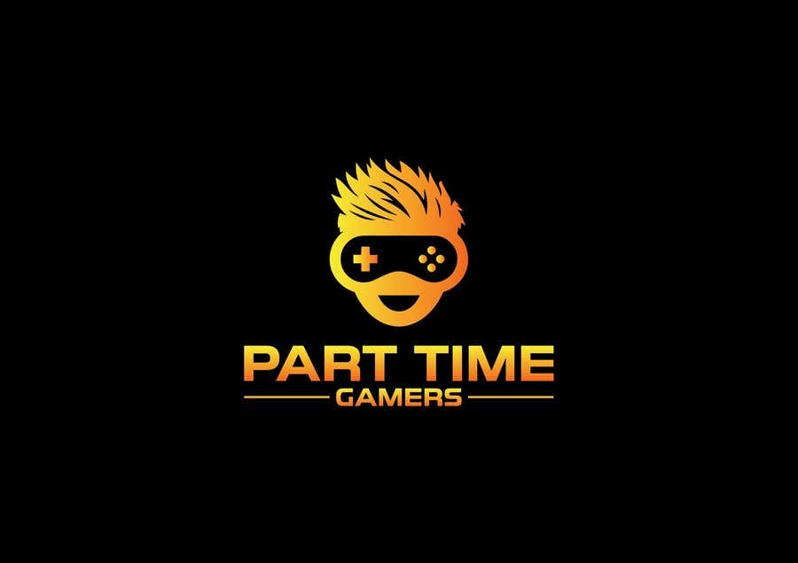 "Intrarea #                                        73                                      pentru concursul ""                                        Create a logo for a gaming channel/brand PTG: Part Time Gamers                                     """