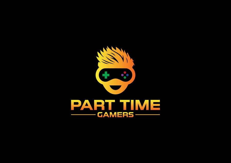 """Intrarea #                                        74                                      pentru concursul """"                                        Create a logo for a gaming channel/brand PTG: Part Time Gamers                                     """""""