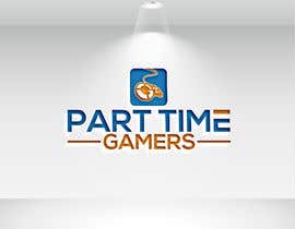 #42 for Create a logo for a gaming channel/brand PTG: Part Time Gamers by sreemongol270