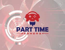 #81 for Create a logo for a gaming channel/brand PTG: Part Time Gamers by Forhadbhuiyan01