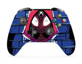 #63 for Design a Game Controller skin (long term position available) af prakash777pati