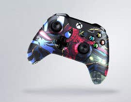 #46 for Design a Game Controller skin (long term position available) af aktermasuma