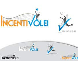 #45 para Logo Design for INCENTIVOLEI por GeorgeOrf