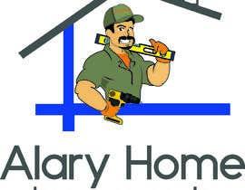 Nro 86 kilpailuun Logo Creation Alary Home Improvements käyttäjältä ZahidulAlam631